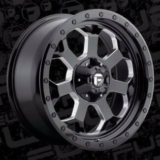 20X9 6X139.7 ET+20 FUEL SAVAGE FIT HILUX RANGER BT50 COLORADO +++