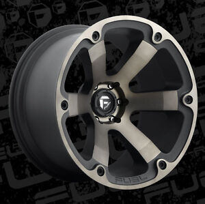 """20"""" Aftermarket Ford Wheels (6x135mm)"""