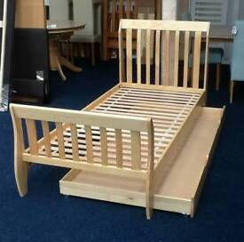 £75 - single bed frame with drawer - delivery available