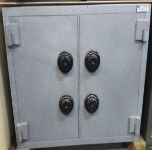 Double Door Burglary Safe