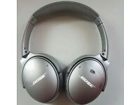 Bose QC35 Silver A* condition