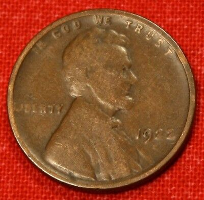 1922-D LINCOLN WHEAT CENT PENNY G  DATE BEAUTIFUL COLLECTOR COIN LW914
