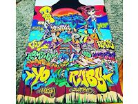 Graffiti artist avalable for custom trainers , window blinds , canvas , custom wedding cards