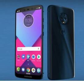 Moto g6 play new unlocked