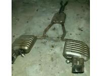 Audi rs4 genuine b7 catback exhaust