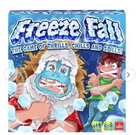Freeze fall game