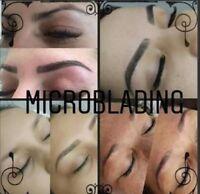 Microblading promotion!
