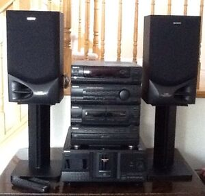 All-Sony System