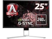 AOC AGON Gaming Monitor 240Hz