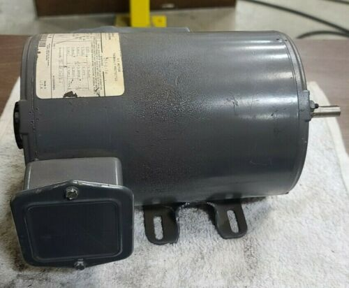 General Electric Single phase 230/460 Model 5KCP48TN9625S motor