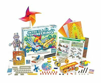 Thames & Kosmos Intro to Engineering Kit with 25 Experiments