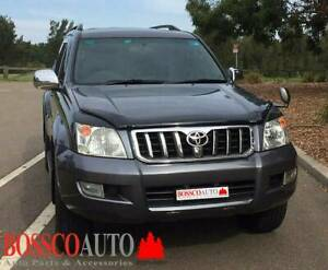 Tinted Bonnet Protector Suitable For Toyota Prado 120s 2002 - 2009 Prestons Liverpool Area Preview
