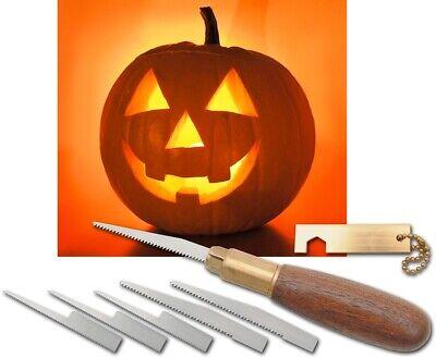 Pumpkin Carving Tool (Warren Cutlery Pro Pumpkin Carving Tool Set, Carbon steel blades, #)