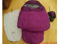 **NEW** RAB ASCENT 700 WOMEN'S SLEEPING BAG