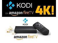 Amazon 4K 🔥 TV box
