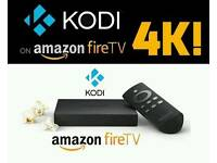 Amazon Fire 4k TV Box