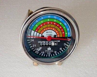 Tachometer For Farmall Ih 300 350 Gas Utility 363829r91