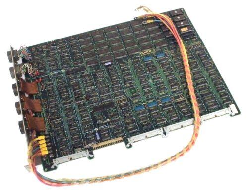 GOULD AS-521P-008 MEMORY MODULE REV. C24, C521 REV. C, AS521P008