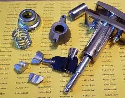 T Handle Vending Machine Lock Includes Cylinder Lock Keys - Keyed Alike Fast