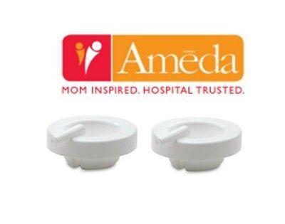 - Genuine Ameda parts: 2- CAP ADAPTERS