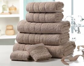 7 Piece Towel Bale's.