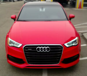 Audi A3 Quattro Technik S-Line