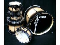 Tama hyperdrive custom drums