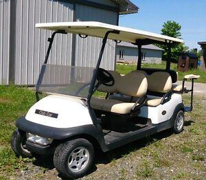 2011 Precedent Seats 6. 48 volt electric golf cart.