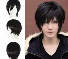 Black cosplay Wig Lithgow Lithgow Area Preview