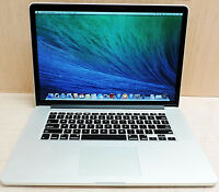 MacBook Pro Retina 15 inch 2.8Ghz 16 gb 2014 with applecare