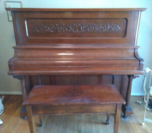 Piano - Upright - EVANS - Free