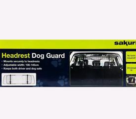 Dog guard universal