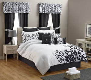 Ella 30-Pc. Bedroom Super Set - King NEW