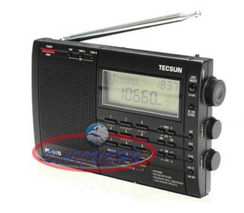 TECSUN PL-660 AM FM SW LW Stereo Radio SSB AIR Band