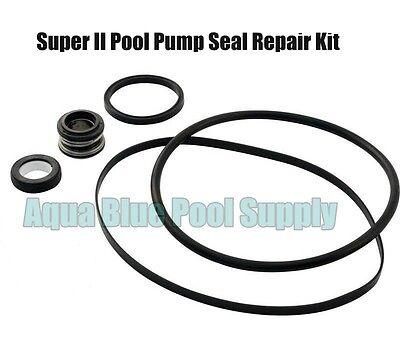 Hayward Super 2 HydraMax II Swimming Pool Pump Seal O Ring Repair Parts Go-Kit 2 (Hayward Pumps Parts)