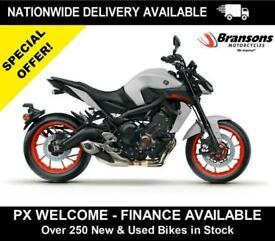 Yamaha MT-09 SAVE £500 on New 70 Plate