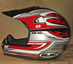 MOTORCYCLE HELMET (LIKE NEW)