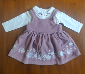 Baby Girl outfits 0-3 Months (£4 Each)