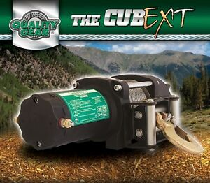 Kodiak Cub EXT K2500EXTQG Winch