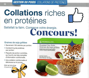 Concours Herbalife