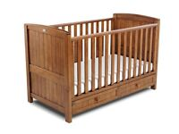 Silver Cross Devonshire Cot/Bed