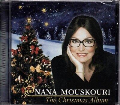 Nana Mouskouri Christmas Album CD 2000 Stille Nacht Berceuse Ave Maria Sanctus ()