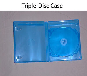 Assorted Blu-ray Cases London Ontario image 3