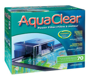 AquaClear 70 Power Filter - BRAND NEW -Still in sealed packaging