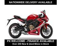 HONDA CBR650R SAVE £1000