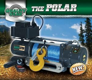 Kodiak Polar EXT K8000EXTQG Winch