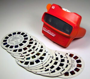 VIEW MASTER with Slides.... Wanted!