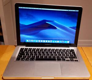 Mac Book Pro 2012, 13 pouces, i5