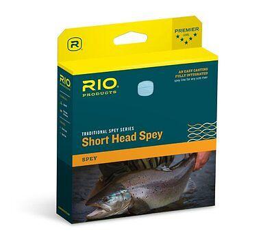 Rio Nouveau Skagit Max Short 475-GR Grain Spey 2 Main Rod Shooting LIGNE MOUCHE Head