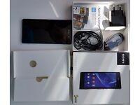 Sony Xperia Z2 UNLOCKED from factory